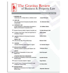 The Gravitas Review December 2016