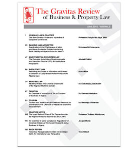 The Gravitas Review June 2015