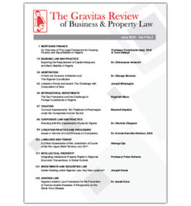 The Gravitas Review June 2016