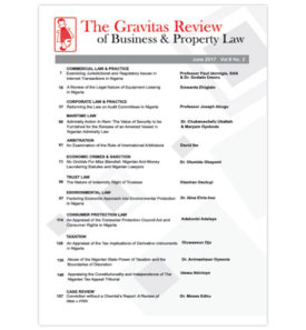 The Gravitas Review June 2017