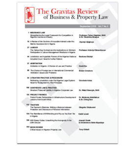 The Gravitas Review September 2016