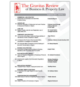 The Gravitas Review September 2017