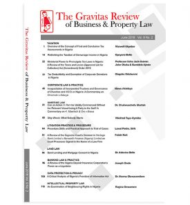 The Gravitas Review June 2018