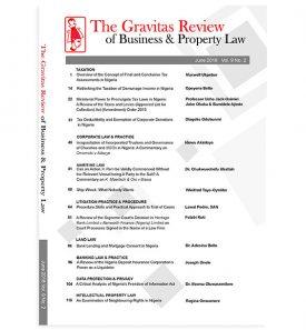 The Gravitas Review June 2018